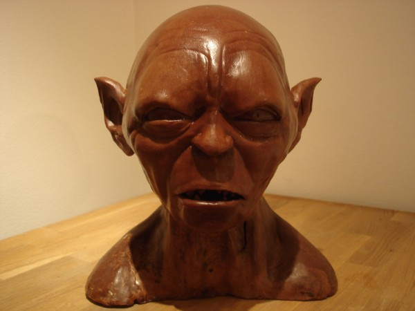Chocolate Gollum