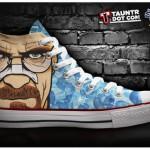 Chucks BreakingBad-Shoe