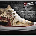 Chucks WalkingDead-Shoe