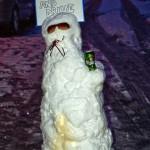 Drunk snowman 5