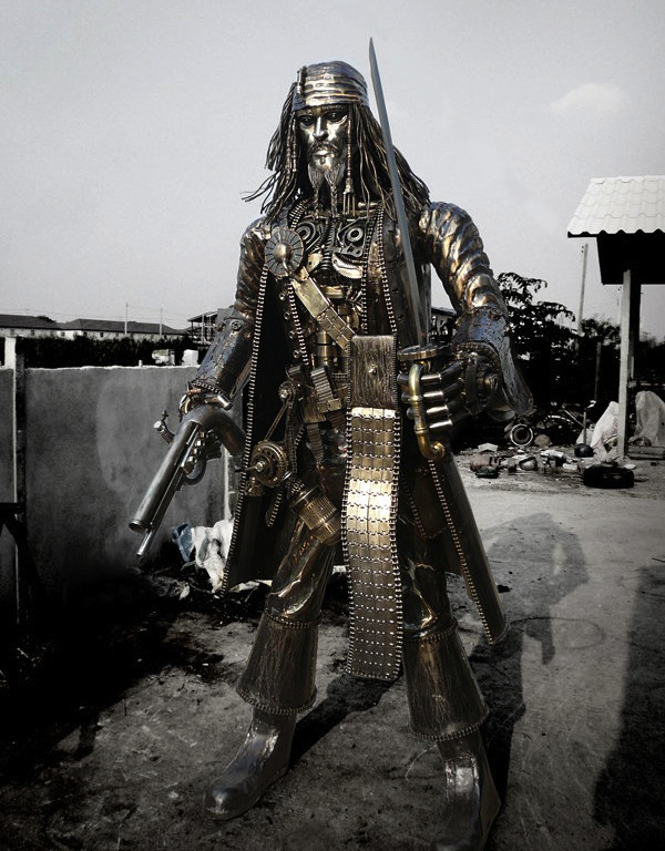 Predator-Scrap-Metal