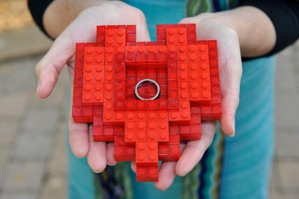 Marriage Proposal Zelda Hack 2