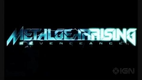 Metal Gear Solid Rising Revengeance Screen 1