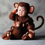 Monkey Baby