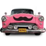 Mustache Jumbo Magnet 2