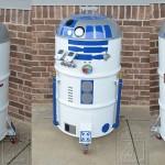 R2-D2 droid