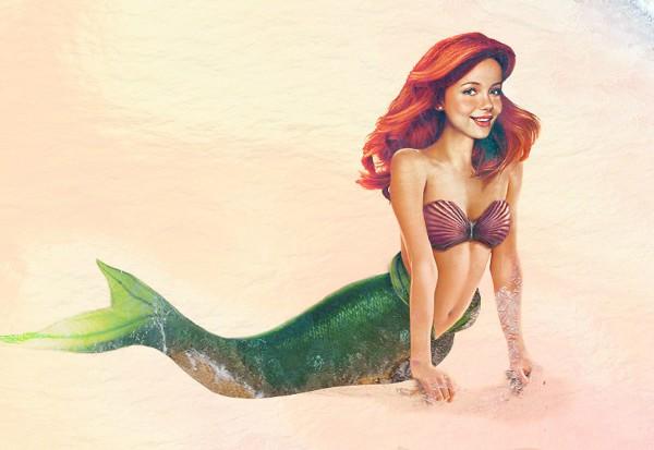 Realistic-Ariel