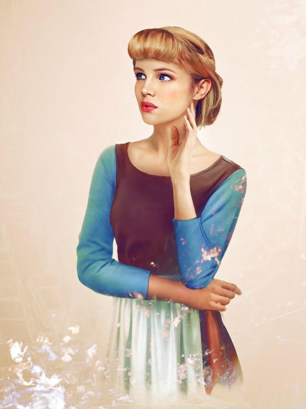Realistic-Cinderella