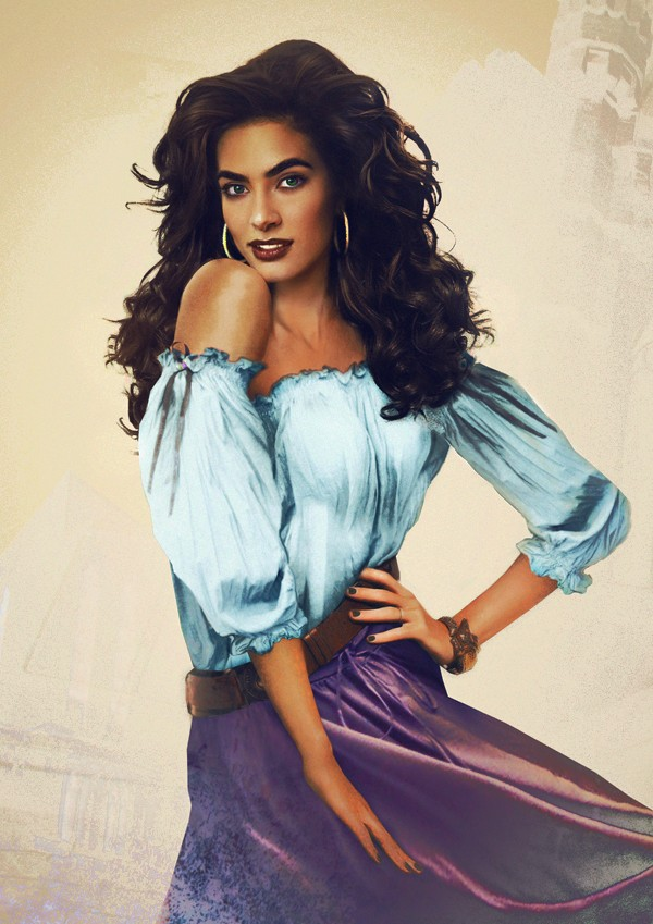 Realistic-Esmeralda