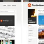 StumbleUpon profile
