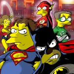 Simpsons-Justice-League