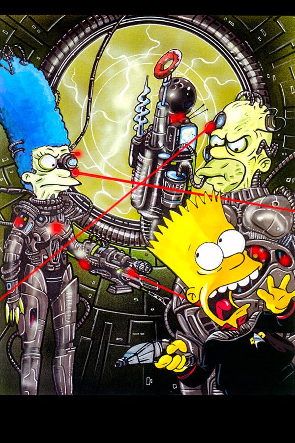 Simpsons-Star-Trek