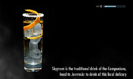 Uncharted 3 Drink Image 1