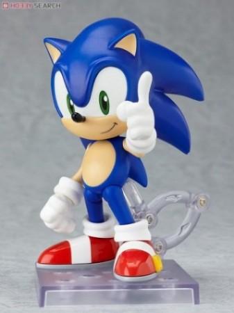 Sonic Nenoroid Figure Image 1