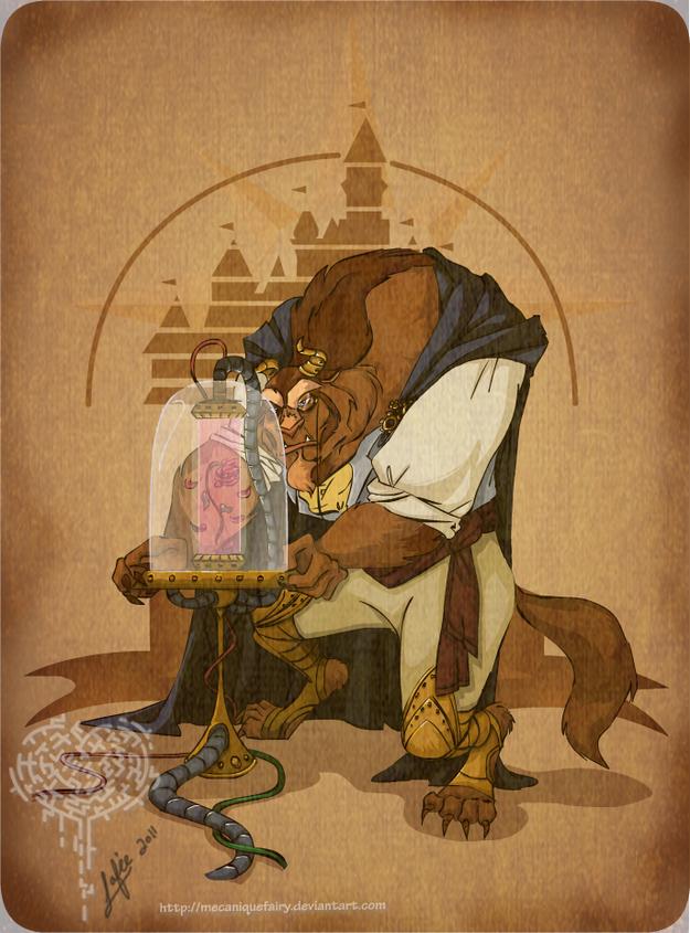 Steampunk-Beast