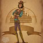 Steampunk-Clopin