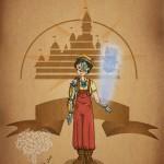 Steampunk-Pinocchio
