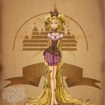 Steampunk-Rapunzel