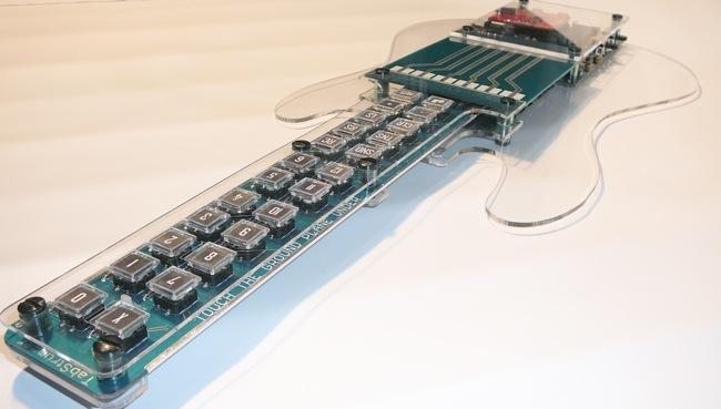 Tabstrummer DIY Guitar