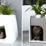 Under Plants Pet Furniture