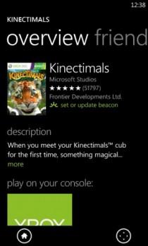 Xbox Companion App for Windows Phone Image 2