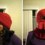 Zoidberg Ski Mask