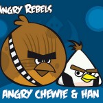 angry rebels han and chewie