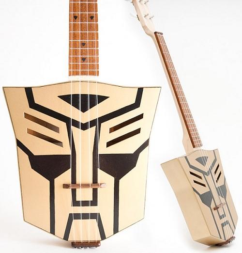 autobot ukulele