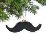 funny Mustache Ornament