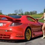 gaudy expensive car 12