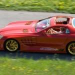 gaudy expensive car 2
