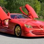 gaudy expensive car 5