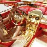 gaudy expensive car 7