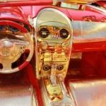 gaudy expensive car 9