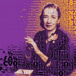 Grace Hopper mosaic