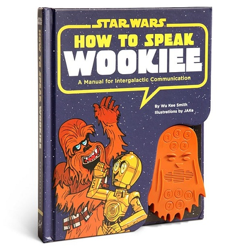learn to speak wookiee