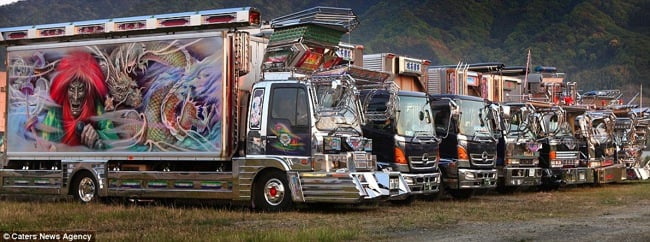 Light truck 6
