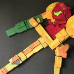 metroid samus aran cartridge sculpture 2