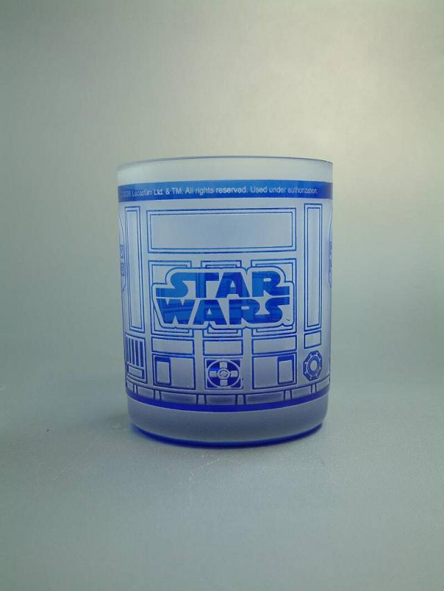 R2-D2 etched glass back