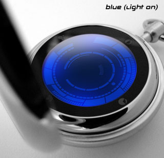 Rogue Touch blue LCD