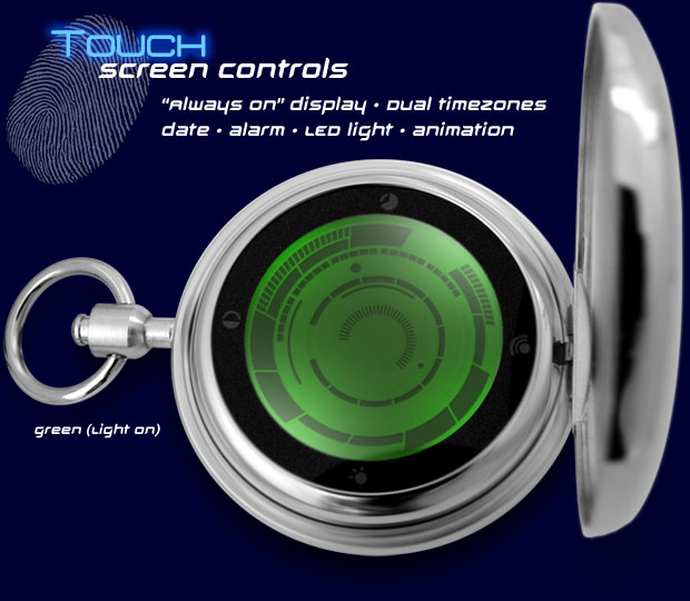 Rogue Touch watch