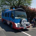 school thomas the tank engine bus