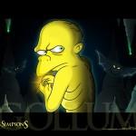 Moe as Gollum