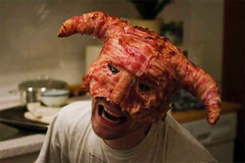dragon born helmet skyrim bacon