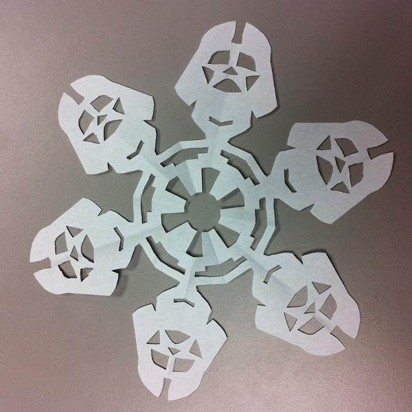 snowflake-vader