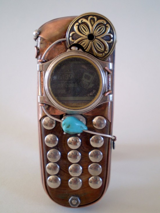 Steampunk phone 1