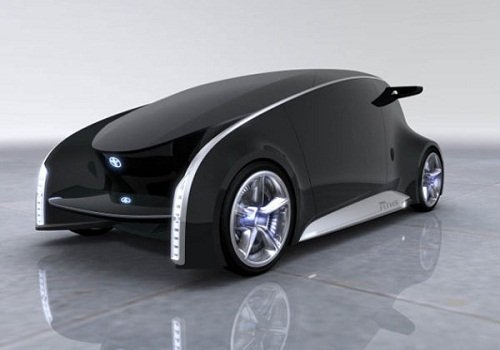 toyota concept car of the future