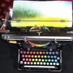 Chromatic Typewriter 1