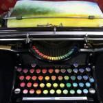 Chromatic Typewriter 2