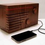vintage radio speakers 1